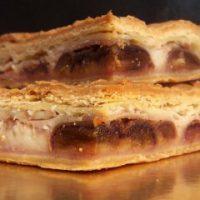Empanada de Bechamel con Dátil