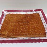 Empanada de Bacón Queso