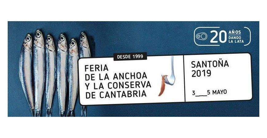Feria-de-la-Anchoa-2019 celebrada en Santoña