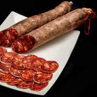 Chorizo Ibérico o Salchichón Ibérico de Bellota