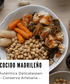 cocido-madrileño