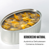 Berberecho Natural