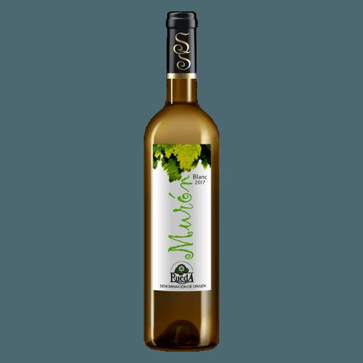 Vino Ribera del Dueron Murón Blanc